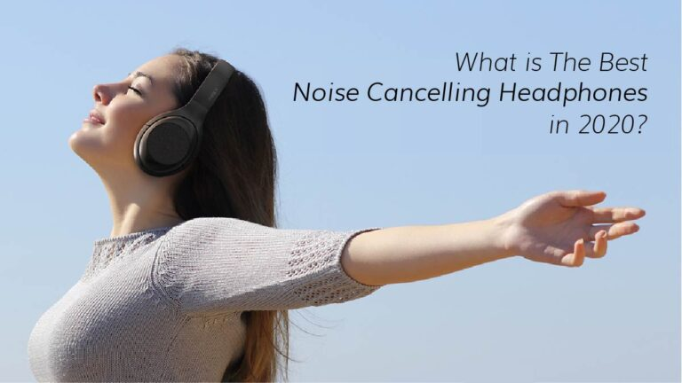 What is The Best Noise Cancelling Headphones For An Airplane Travel