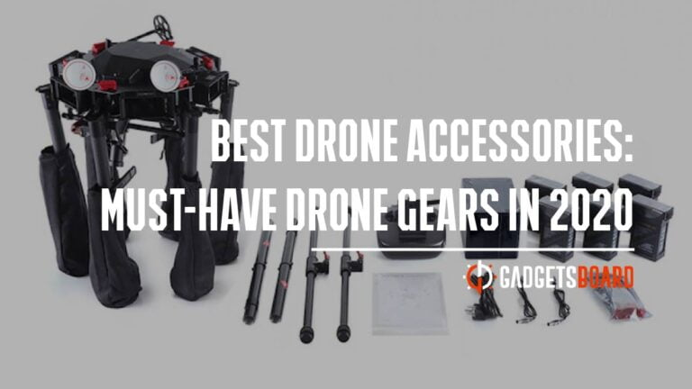 Best Drone Accessories: Must-Have Drone Gears in 2020